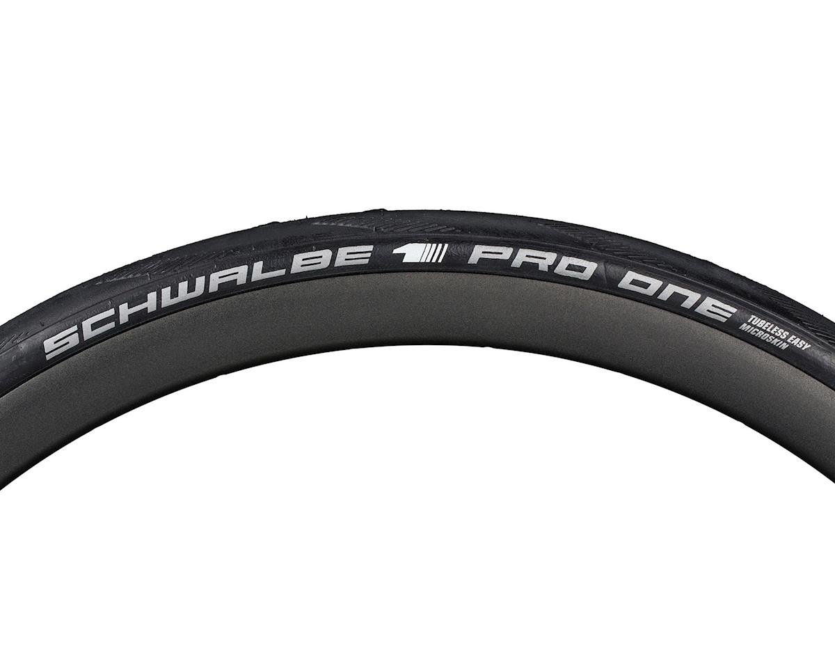 11600808-P Schwalbe Pro One MicroSkin Road Tubeless Tire