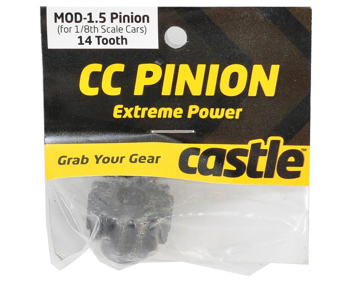 Castle Creations CC Pinion Gear 32P 18T 1//10 Scale